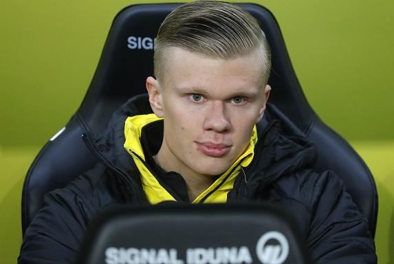 BVB: Zorc hofft auf Haaland-Rückkehr nach Ligapause