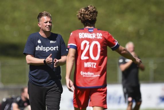 Bonn-Boss unzufrieden: Präsident über Ist-Zustand und Trainer