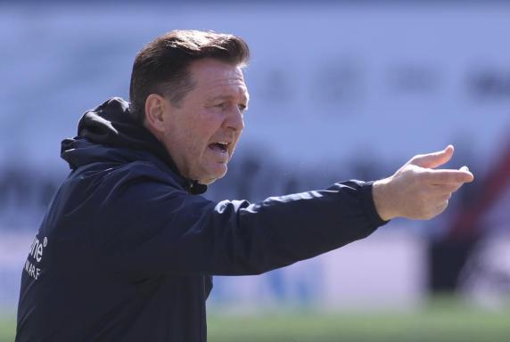 Magdeburg schlägt Türkgücü - Titz-Klub wieder Erster