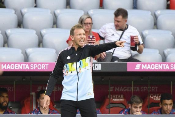 """BL: Nagelsmann findet Ablösesummen für Trainer """"nicht verkehrt"""""""