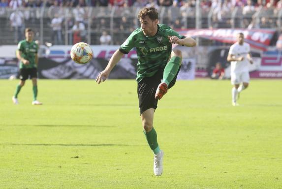 Preußen Münster: Nächster Stammspieler fällt verletzt aus