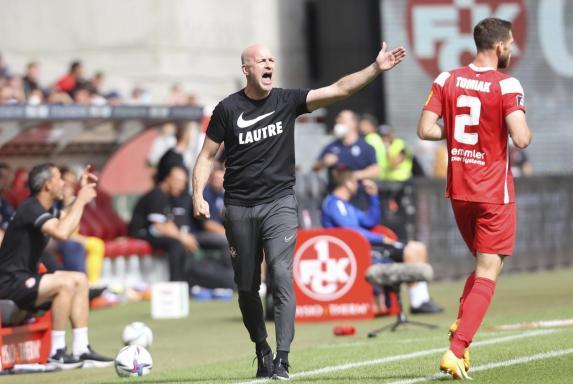 1. FC Kaiserslautern: Mega-Blamage im Pokal gegen Fünftligist