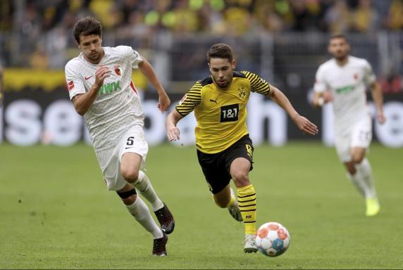 Weitere BVB-Sorgen: Guerreiro und Hazard verletzt