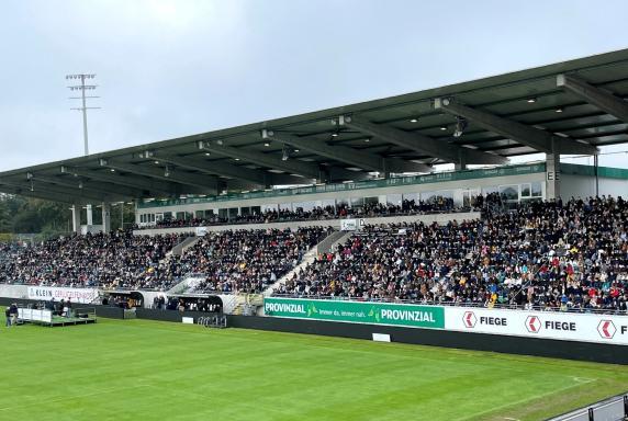 Preußen Münster: 4000 Studenten im Stadion