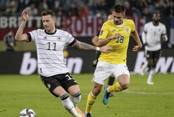 DFB: Sieg des Willens: Flicks Nationalteam ringt Rumänien nieder