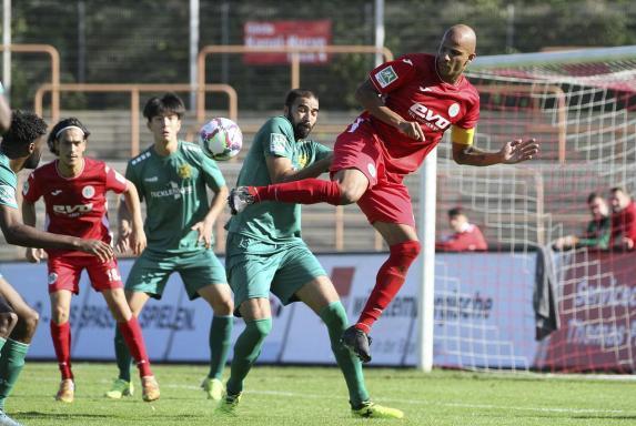 RL West: RWO lässt Federn, Münster zurück in der Erfolgsspur
