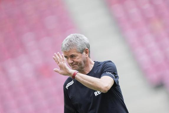 KFC Uerdingen: Trotz 0:11 - Darum hat Friedhelm Funkel wieder Freude