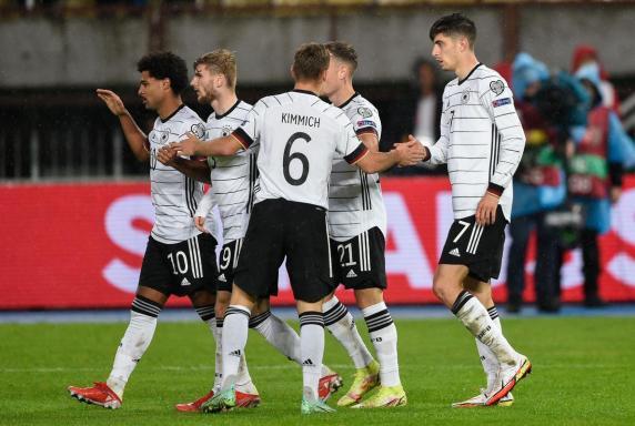 DFB: Deutschland qualifiziert sich als erstes Team für WM 2022
