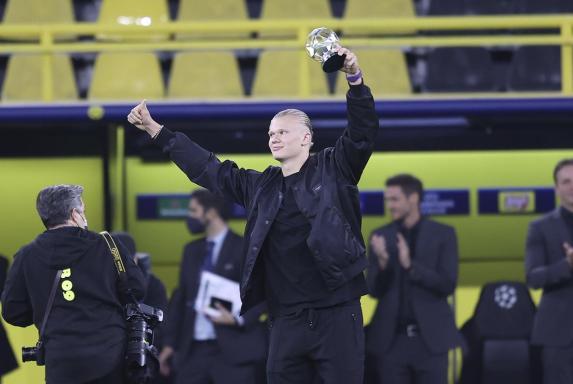 BVB: Wildes Gerücht: Real will für Haaland Hazard abgeben