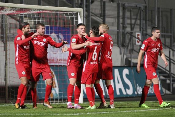 """NR-Pokal: """"Einer nach dem anderen"""" - RWO souverän in Runde drei"""