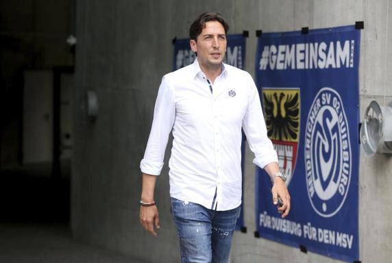 MSV Duisburg: So reagiert Grlic auf die Kritik an seiner Person