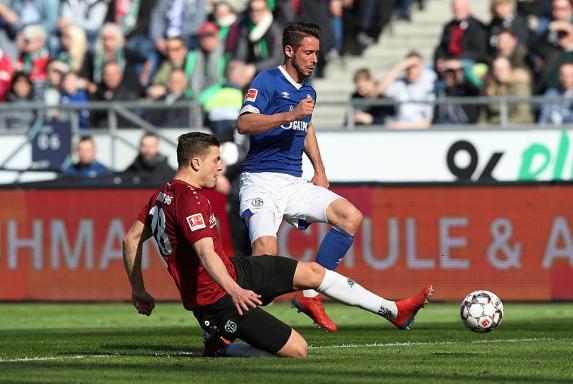 S04: Bilanz gegen Hannover macht Schalke Mut
