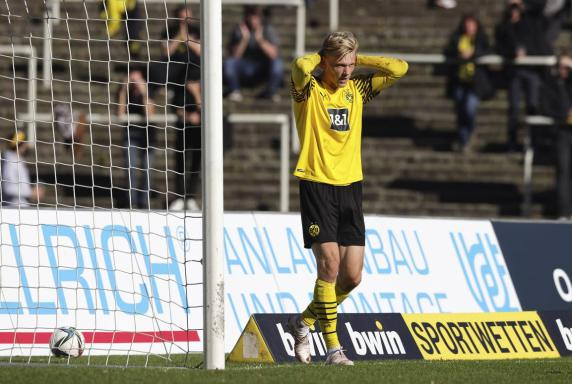 3. Liga: Braunschweig klettert auf Rang zwei, BVB II verliert