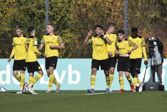 BVB U19: Ricken und Tullberg schwärmen von Derbysiegern