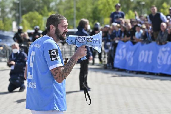 """Schalke-Legende: """"Würde Mölders raten, zwei, drei Kilo abzunehmen"""""""