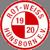 SV Rot-Weiß Hünsborn Logo