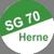 SG Herne 70 Logo