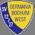 SV Germania Bochum-West Logo