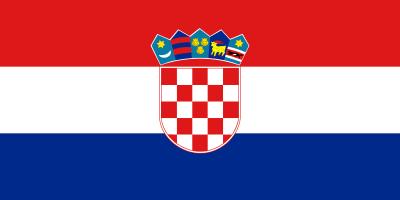 Flagge HRV