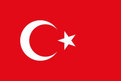 Flagge TUR