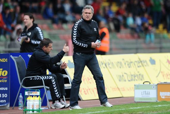 Rwo Kunkel Bestreitet Sein Letztes Heimspiel Fußball