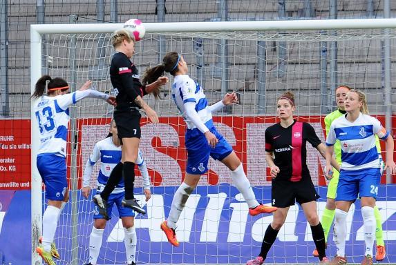 duisburg ladies football
